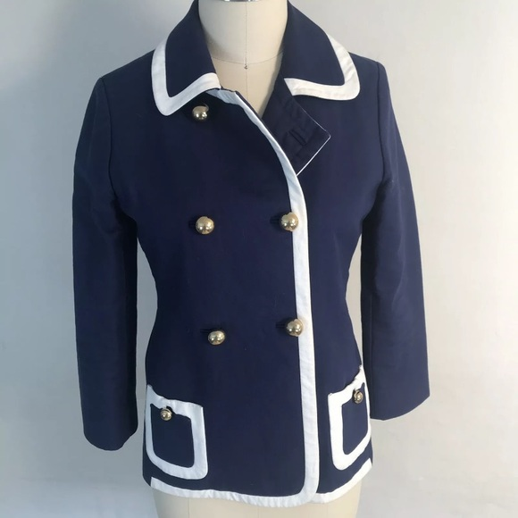 Kate Spade Double Breasted Jacket